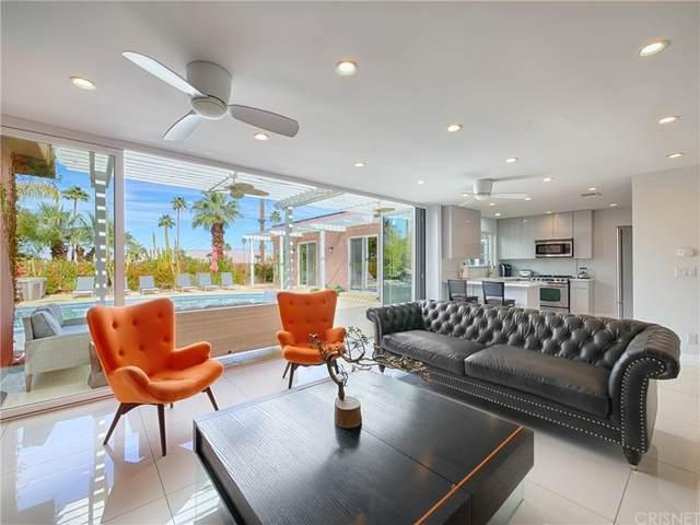 68610 Nightingale Road, Cathedral City, CA 92234 (MLS #SR21209762) :: Brad Schmett Real Estate Group