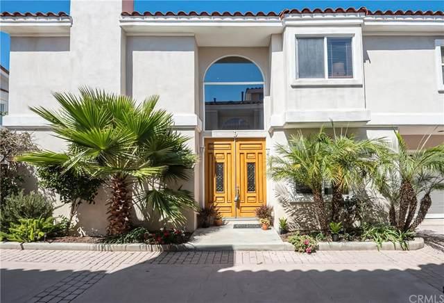 413 N Elena Avenue D, Redondo Beach, CA 90277 (#SB21209725) :: RE/MAX Empire Properties