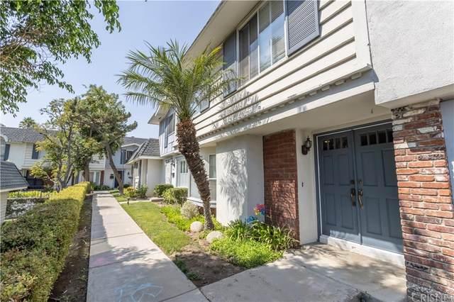 20714 Devonshire Street C, Chatsworth, CA 91311 (#SR21208775) :: Necol Realty Group