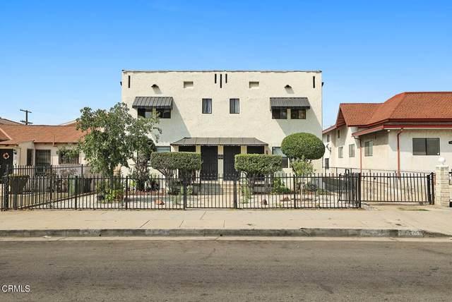 2519 Workman Street, Los Angeles (City), CA 90031 (#P1-6787) :: Corcoran Global Living