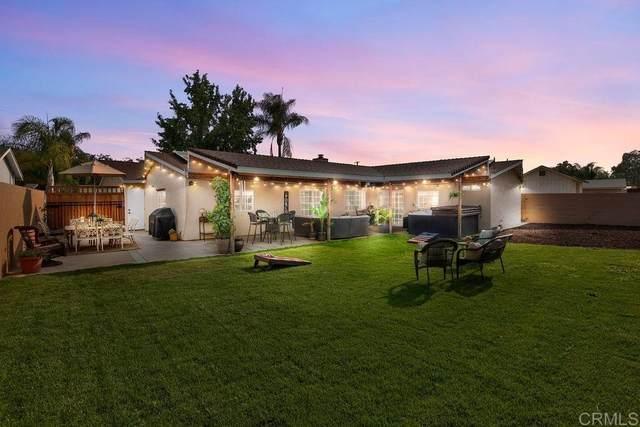 9050 Gorge Ave, Santee, CA 92071 (#PTP2106712) :: Corcoran Global Living
