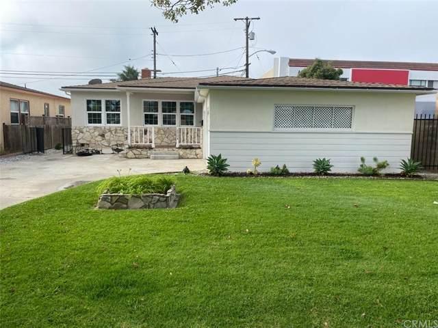2724 Manhattan Beach Boulevard, Gardena, CA 90249 (#PW21209717) :: Blake Cory Home Selling Team