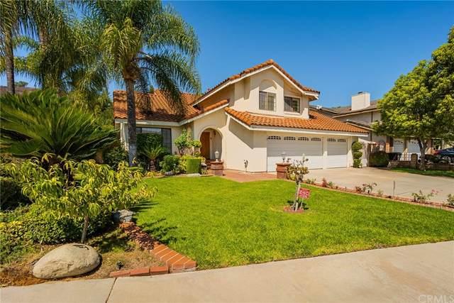 2819 El Tesoro Drive, Hacienda Heights, CA 91745 (#TR21209244) :: American Real Estate List & Sell