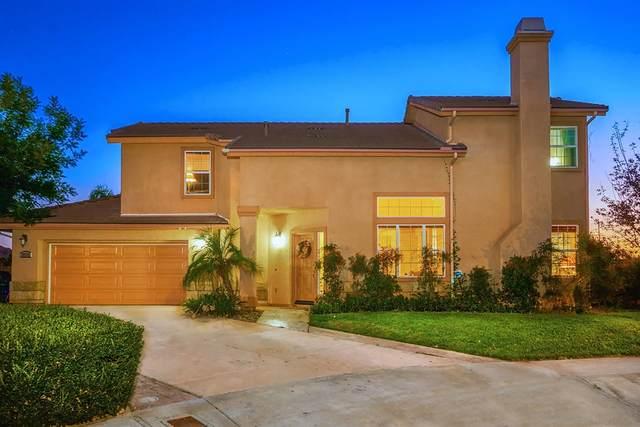10106 Laurel Country Way, Lakeside, CA 92040 (#210026958) :: Jett Real Estate Group