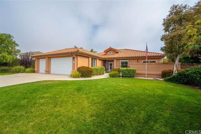 2620 Appaloosa Way, Arroyo Grande, CA 93420 (#PI21209087) :: Jett Real Estate Group