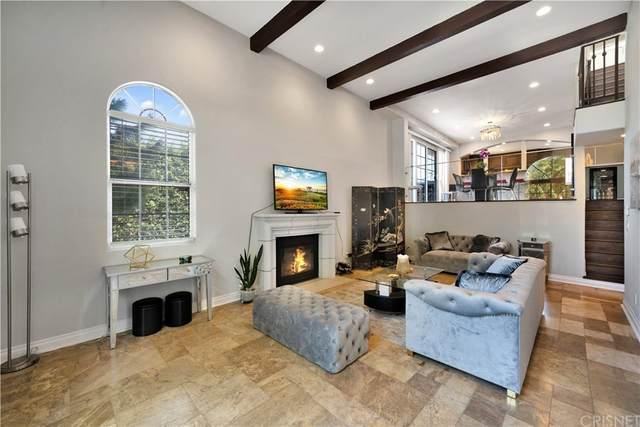 2950 S Bentley Avenue #5, Los Angeles (City), CA 90064 (#SR21209864) :: Corcoran Global Living