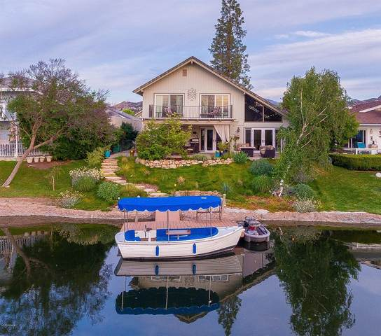 1561 La Venta Drive, Westlake Village, CA 91361 (#221005211) :: American Real Estate List & Sell