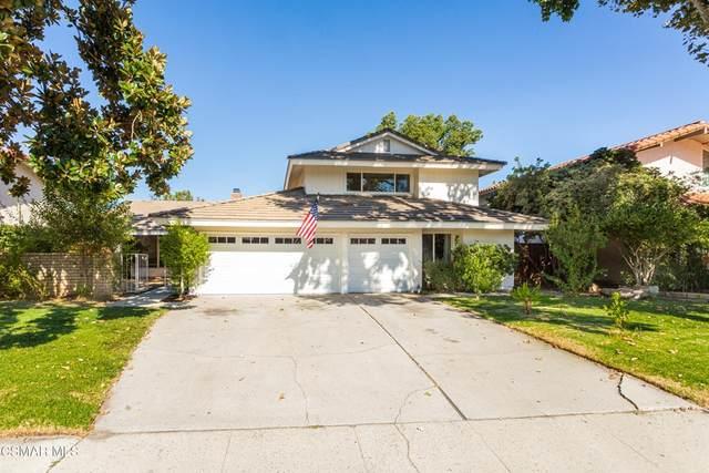 1536 Brentford Avenue, Westlake Village, CA 91361 (#221005212) :: American Real Estate List & Sell