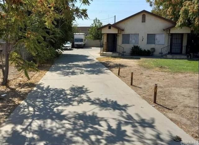 625 Brundage Lane, Bakersfield, CA 93304 (#PW21209883) :: American Real Estate List & Sell