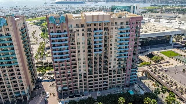 388 Ocean Boulevard #509, Long Beach, CA 90802 (#PW21191301) :: Rogers Realty Group/Berkshire Hathaway HomeServices California Properties