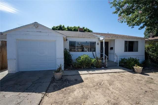 18704 Covello Street, Reseda, CA 91335 (#SR21204774) :: Jett Real Estate Group
