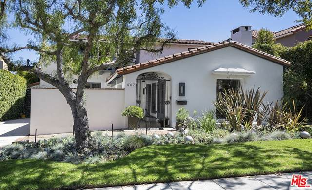 462 S El Camino Drive, Beverly Hills, CA 90212 (#21774036) :: Rogers Realty Group/Berkshire Hathaway HomeServices California Properties