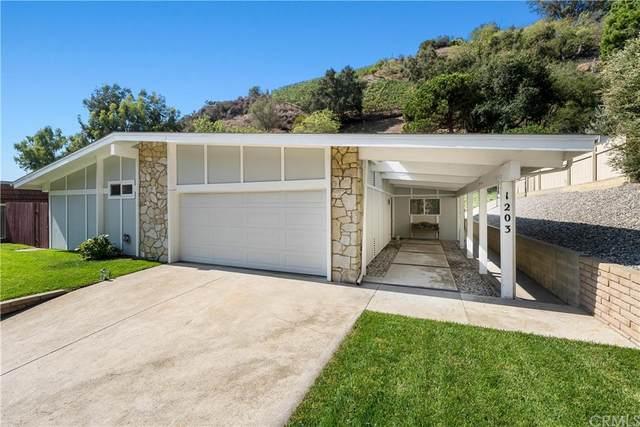 1203 Bienveneda Avenue, Pacific Palisades, CA 90272 (#PV21209229) :: American Real Estate List & Sell