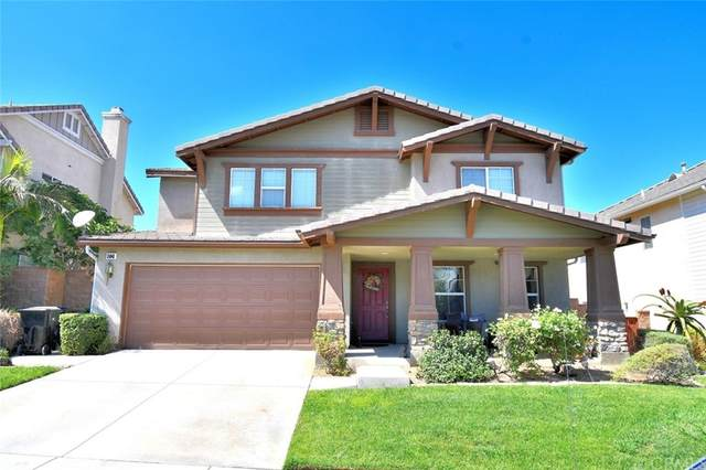 24941 Elmwood Street, Corona, CA 92883 (#SW21209942) :: Mainstreet Realtors®