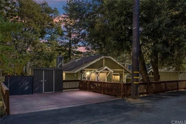 367 Dorn Drive, Crestline, CA 92325 (#EV21209781) :: American Real Estate List & Sell