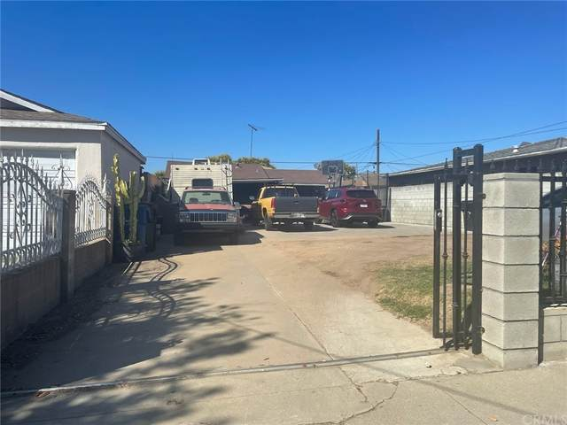 3207 W 112th St., Inglewood, CA 90303 (#PW21201797) :: Jett Real Estate Group