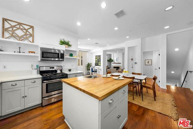 4014 Van Buren Place B, Culver City, CA 90232 (#21785762) :: Corcoran Global Living