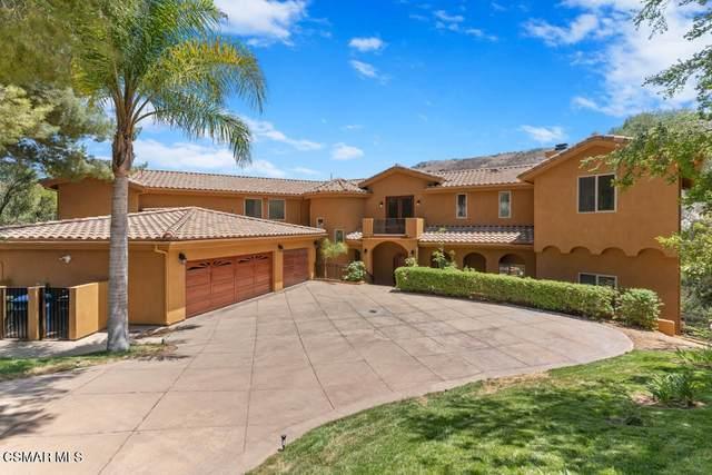 14 Bronco Lane, Bell Canyon, CA 91307 (#221004965) :: Corcoran Global Living