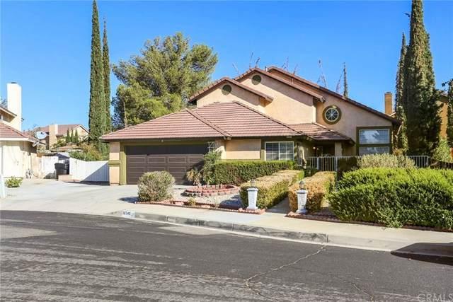 16546 San Juan Place, Victorville, CA 92395 (#IG21209913) :: Jett Real Estate Group