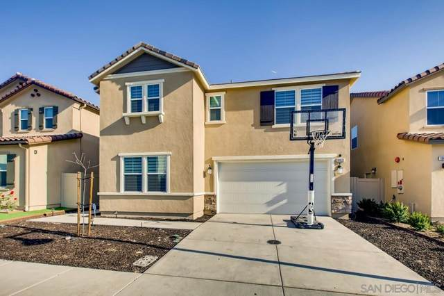 10633 Busch St, Spring Valley, CA 91978 (#210026970) :: Corcoran Global Living