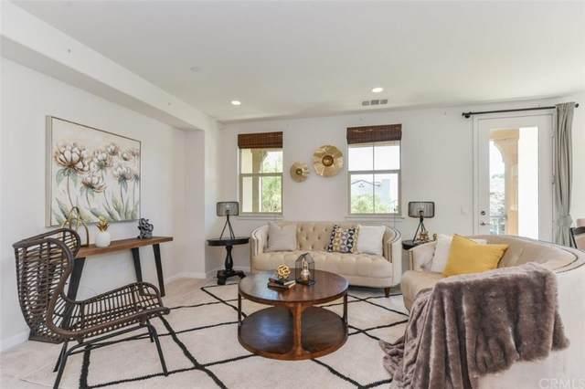 414 Maravilla Lane, Brea, CA 92823 (#TR21209604) :: Necol Realty Group