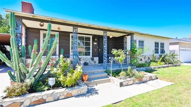 2113 N Lamer Street, Burbank, CA 91504 (#BB21209999) :: Jett Real Estate Group