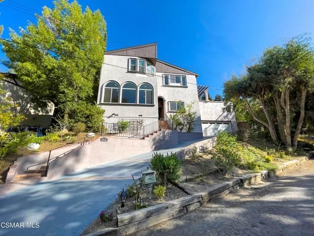 4170 Saltillo Street, Woodland Hills, CA 91364 (#221005214) :: Corcoran Global Living