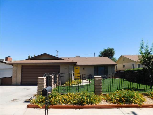 41510 47th St W, Quartz Hill, CA 93536 (#SB21202471) :: Corcoran Global Living