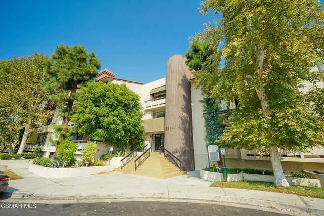 5534 Encino Avenue #104, Encino, CA 91316 (#221005213) :: Twiss Realty