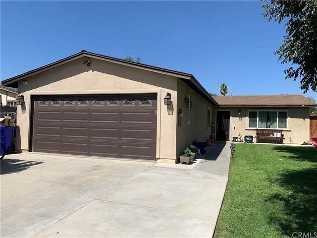 18610 6th Street, Bloomington, CA 92316 (#DW21210027) :: Corcoran Global Living