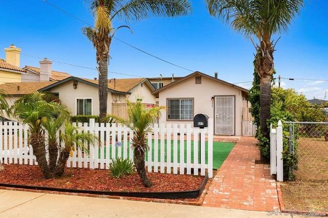 577 Florence St, Imperial Beach, CA 91932 (#210026975) :: Necol Realty Group