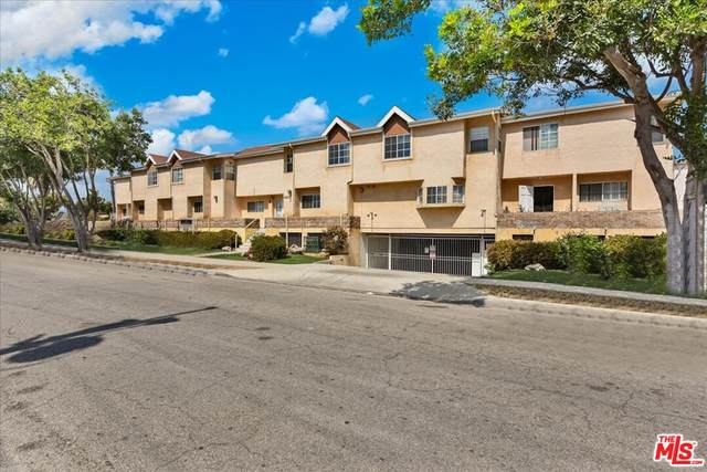 4315 W 145Th Street #4, Lawndale, CA 90260 (#21786194) :: The M&M Team Realty
