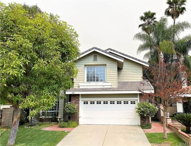2484 Windmill Creek Road, Chino Hills, CA 91709 (#TR21207439) :: Jett Real Estate Group