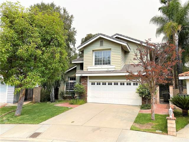 2484 Windmill Creek Road, Chino Hills, CA 91709 (#TR21207439) :: Rogers Realty Group/Berkshire Hathaway HomeServices California Properties