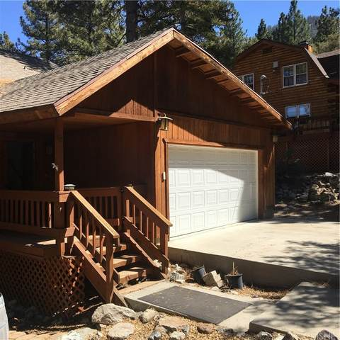 1812 Linden Drive, Pine Mountain Club, CA 93222 (#SR21208004) :: Jett Real Estate Group