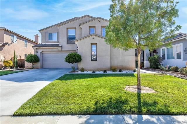 34582 Shallot Drive, Winchester, CA 92596 (#SW21204389) :: Team Forss Realty Group