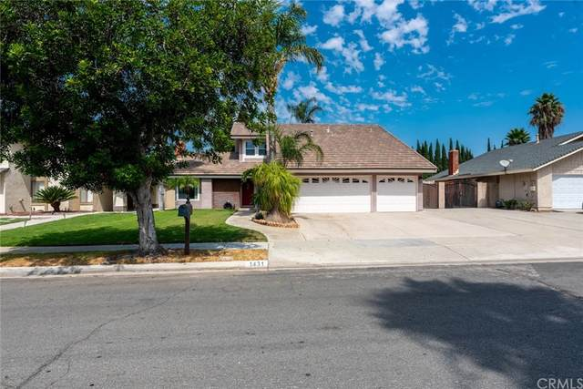 1431 E Hazeltine Street, Ontario, CA 91761 (#DW21210083) :: Rogers Realty Group/Berkshire Hathaway HomeServices California Properties