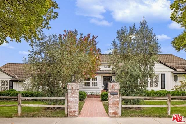 12532 Sarah Street, Studio City, CA 91604 (#21786684) :: Legacy 15 Real Estate Brokers