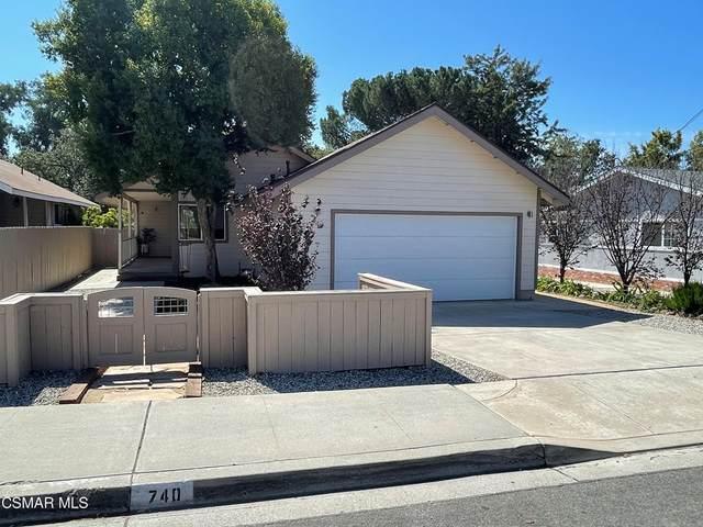 740 E Hillcrest Drive, Thousand Oaks, CA 91360 (#221005216) :: Corcoran Global Living