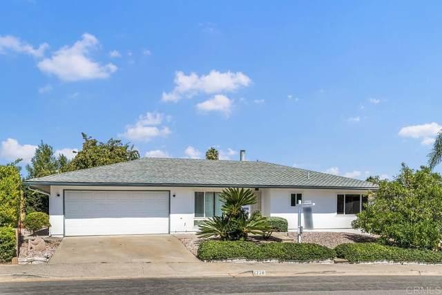 1720 La Flora Drive, San Marcos, CA 92078 (#NDP2111014) :: Corcoran Global Living