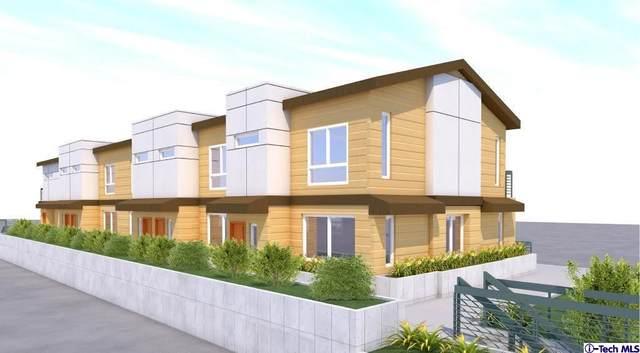 360 Burchett Street, Glendale, CA 91203 (#320007784) :: Rogers Realty Group/Berkshire Hathaway HomeServices California Properties