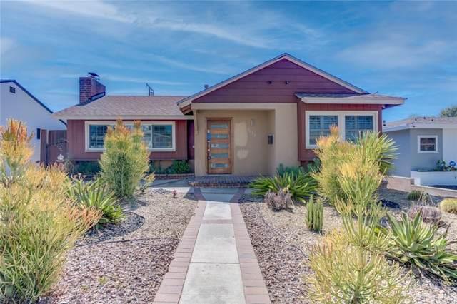 2612 Hudspeth Street, Inglewood, CA 90303 (#SR21210106) :: Jett Real Estate Group