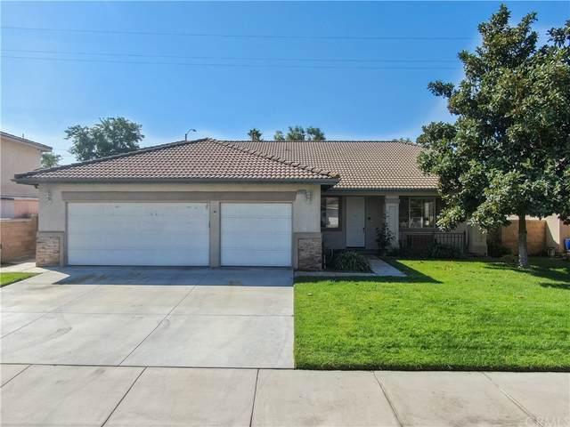 12683 Norwegian Street, Eastvale, CA 92880 (#CV21208457) :: Rogers Realty Group/Berkshire Hathaway HomeServices California Properties