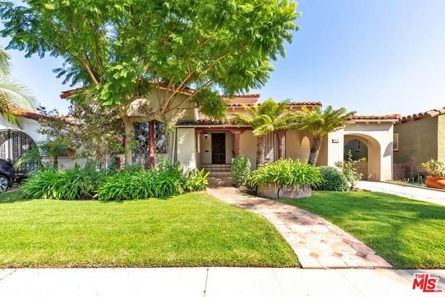 1032 Alvira Street, Los Angeles (City), CA 90035 (#21787052) :: The Laffins Real Estate Team