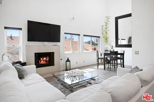 432 S Hamel Road #302, Los Angeles (City), CA 90048 (#21787274) :: The Laffins Real Estate Team