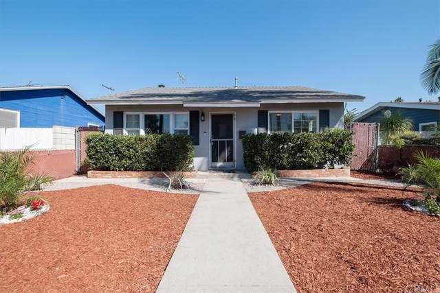 1217 W Damon Avenue, Anaheim, CA 92802 (#OC21206957) :: Twiss Realty