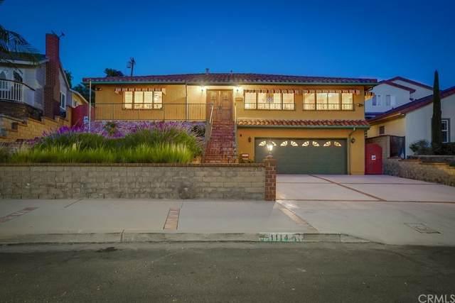 1114 S Malgren Avenue, San Pedro, CA 90732 (#SB21202819) :: Necol Realty Group
