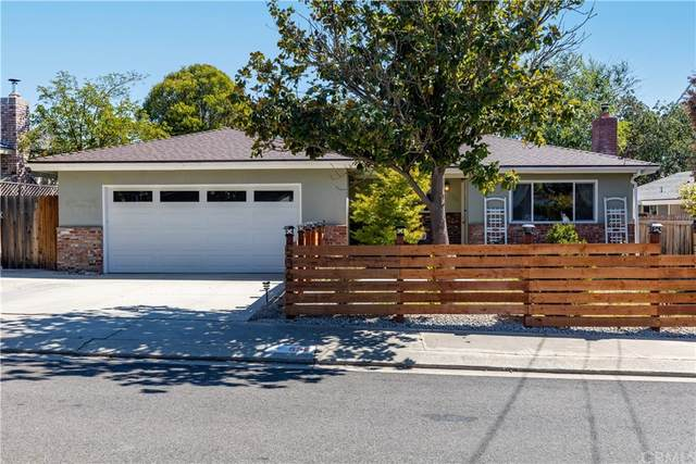 536 Moss Avenue, Paso Robles, CA 93446 (#NS21203090) :: American Real Estate List & Sell
