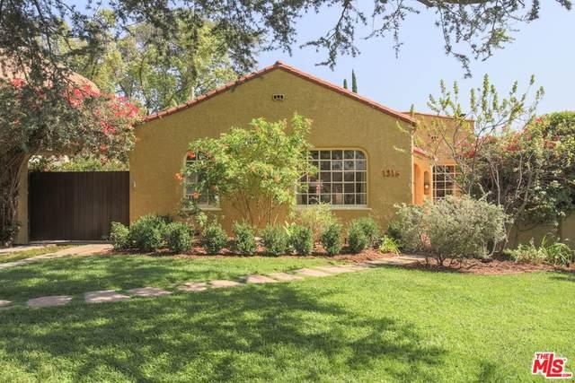 1316 Justin Avenue, Glendale, CA 91201 (#21787202) :: Corcoran Global Living