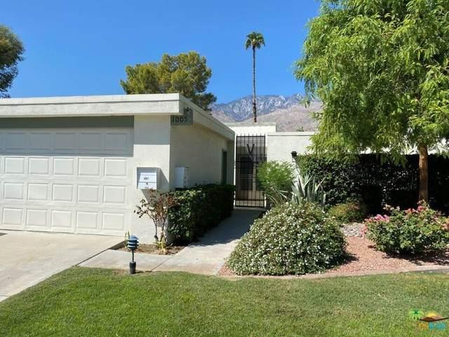 1005 Saint Bimini Circle, Palm Springs, CA 92264 (#21785446) :: American Real Estate List & Sell